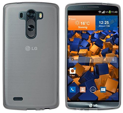Mumbi Cover Case - Funda para LG G3, negro
