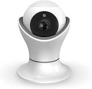 Wireless Camera WiFi Remote Monitor Mobile Phone Monitoring Intelligent Network Hd Camera 1080p 2 Million 360 Degree Rotation,1080p(nocard)