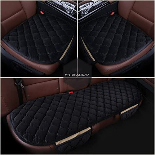 RONSHIN 3 Pcs Soft A surprise price is All items in the store realized Comfortable Car 2 Cushion Breathable Non-Slip