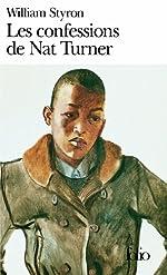 Les Confessions de Nat Turner de William Styron