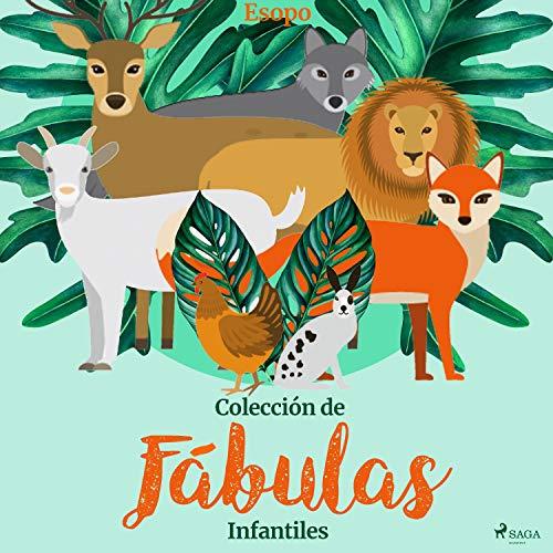 Colección de Fábulas Infantiles cover art