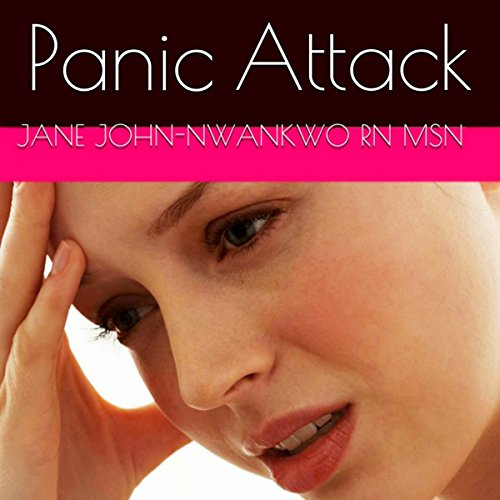 Panic Attack audiobook cover art