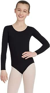 black ballet suit