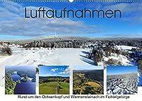 Luftaufnahmen rund um den Ochsenkopf (Wandkalender 2022 DIN A2 quer): Luftaufnahmen rund um den Ochsenkopf mit Motiven aus Warmensteinach, Fleckl, Fichtelberg und Mehlmeisel. (Monatskalender, 14 Seiten )