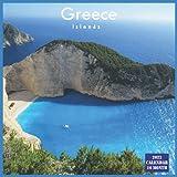 Greece Islands Calendar 2022: Official Greece Country Calendar 2022, 16 Month Calendar 2022