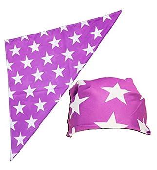 Macho Man Star Printed Costume Bandana  Purple