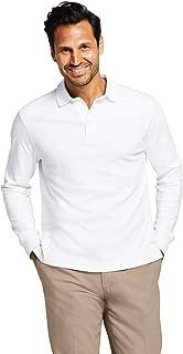 long sleeve pima cotton polo shirts