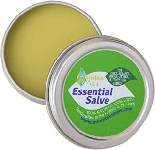 The Essential Salve for Cuts, Scrapes, Bug Bites, Burns, Stings & Itchy Skin Things
