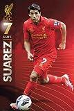 Empire 552280 Fußball Liverpool Suarez 12/13 Sport Poster
