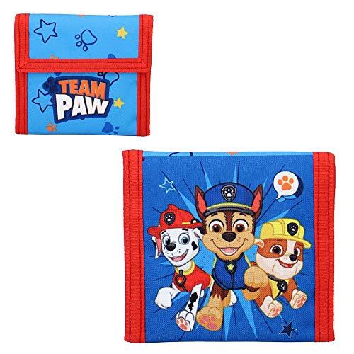Vadobag Portefeuille Paw Patrol - VB27598 - Bleu