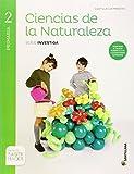 CIENCIAS DE LA NATURALEZA 2 PRIMARIA CASTILLA LA MANCHA SABER HACER SANTILLANA - 9788468030364