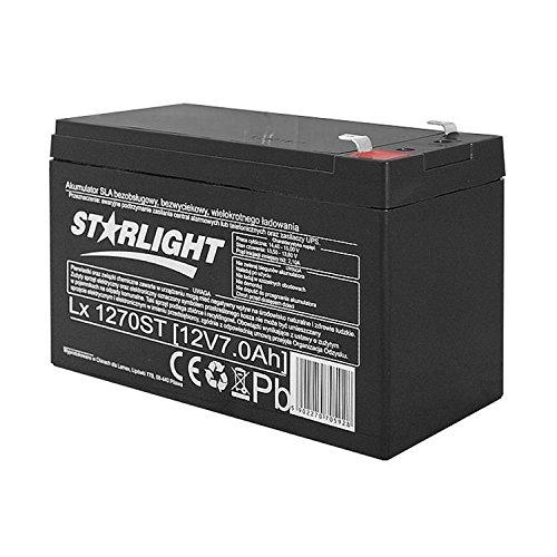 Starlight Gelaccu AGM gelaccu (12V 7Ah)