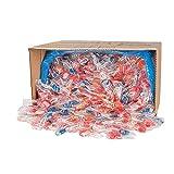 Swirl Saf-T-Pops Lollipops, 25-Pound Bulk Case