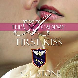 First Kiss audiobook cover art