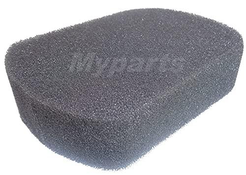 MY PARTS Filtre à air en mousse compatible avec les modèles ROBIN EY15 EY20, P/N:227-36002-03.