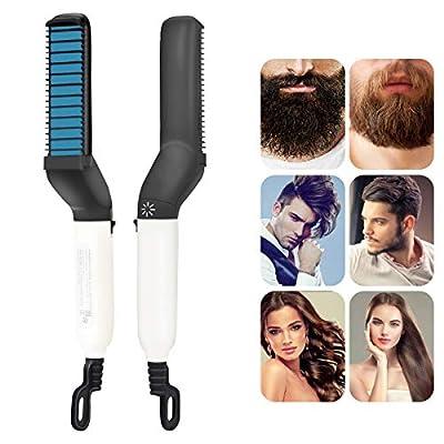 Männer Schnelle Bartglätter Kamm