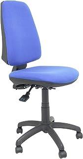 PIQUERAS Y CRESPO 14CP–Chaise de Bureau Ergonomique avec mécanisme Permanent, Tissu Bali