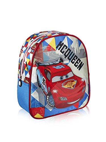 51DWmZGXlpL - Cars Mochila Infantil 24x28x10 cm