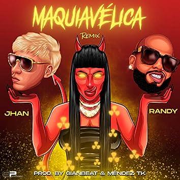 Maquiavélica (Remix)