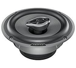 HERTZ HCX 165 6.5 2-Way Hi-Energy Coaxial Speakers HCX165