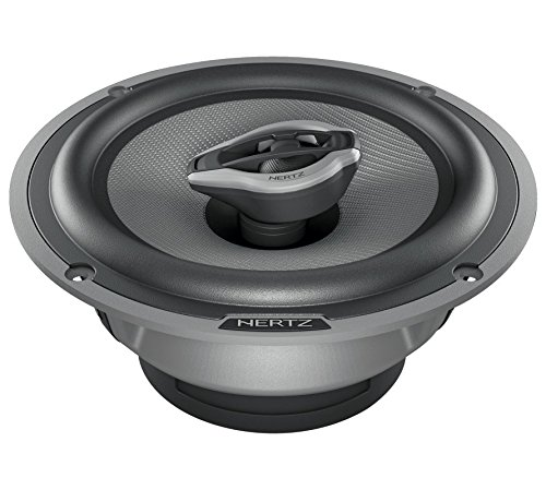 HERTZ HCX 165 6.5' 2-Way Hi-Energy Coaxial Speakers HCX165