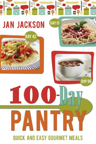 100-Day Pantry by [Jan  Jackson]