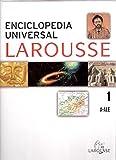 Enciclopedia Universal Larousse. Volumen 1
