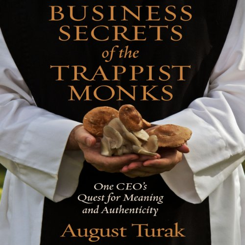 Business Secrets of the Trappist Monks cover art