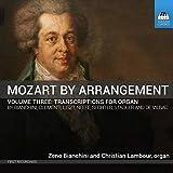 Mozart By Arrangement,Vol,3