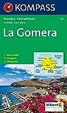 Kompass Karten, La Gomera: Wandelkaart 1:30 000 (KOMPASS-Wanderkarten, Band 231) - KOMPASS-Karten GmbH