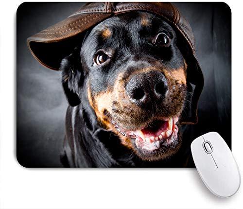 Marutuki Gaming Mouse Pad Rutschfeste Gummibasis,Weibchen eines Hundes der Rasse ein...
