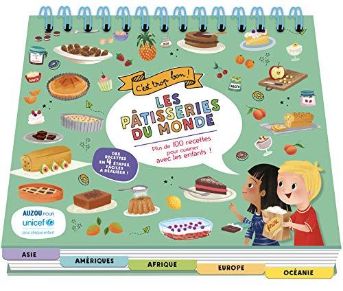 Le livre Plus de 100 recettes pour cuisiner avec les enfants