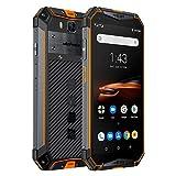 Ulefone Armor 3W Dual SIM 64GB 6GB RAM Orange