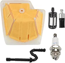 Venseri 1133 120 1604 MS270 Air Filter with Fuel Line Filter for Stihl MS270C MS280 MS280C Chainsaw Replace 290980933874