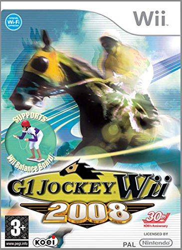 G1 Jockey Wii 2008 (Wii) [Edizione: Regno Unito]
