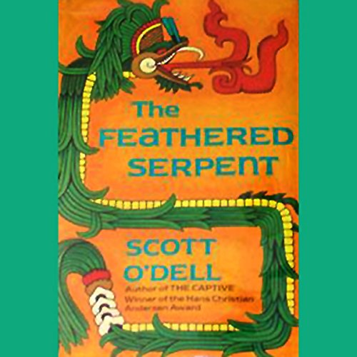 The Feathered Serpent audiobook cover art