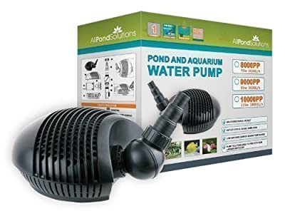 All Pond Solutions Submersible Water Pond Pump