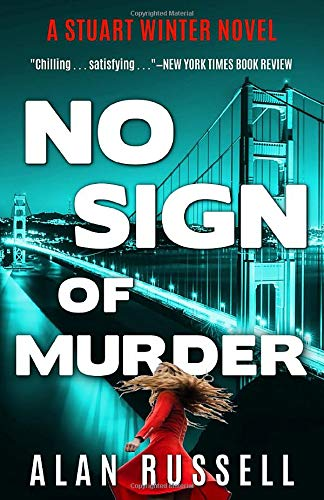 Image OfNo Sign Of Murder: A Private Investigator Stuart Winter Novel (Stuart Winter Novels)