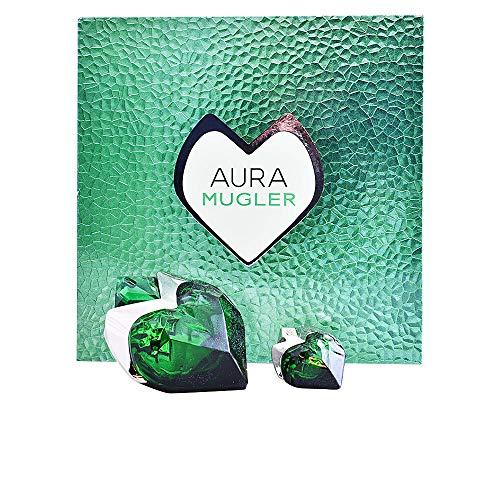 Thierry Mugler - Agua de perfume Aura, 50 + 5 ml