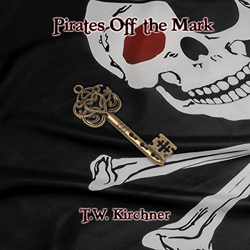 Pirates Off the Mark audiobook cover art