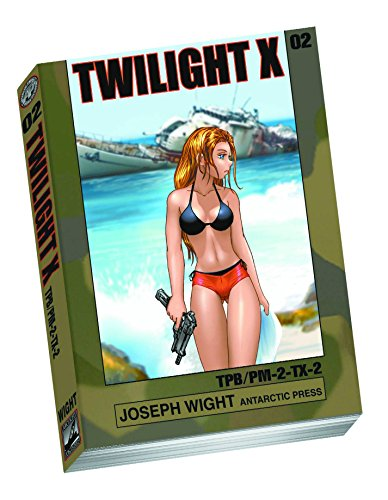 Twilight-X Pocket Manga Volume 2