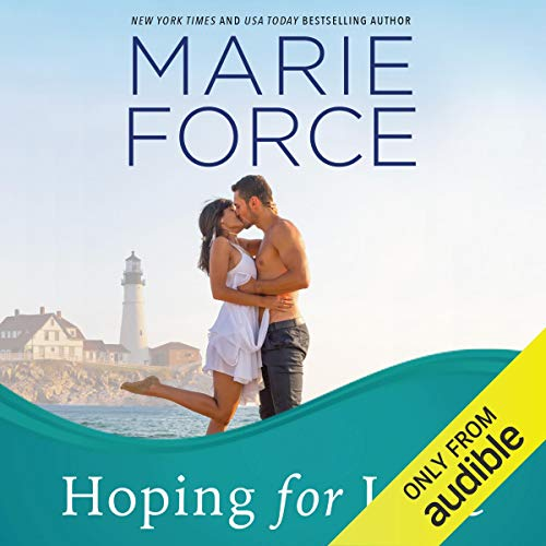Hoping for Love audiobook cover art