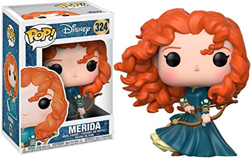 Funko Figurine Pop Vinyl Disney Merida, 21196