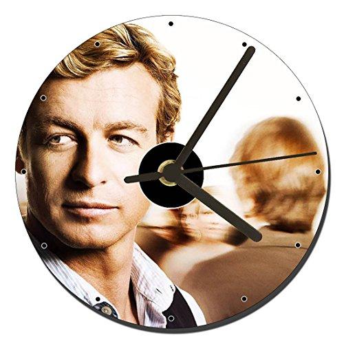 El Mentalista The Mentalist Simon Baker Reloj CD Clock 12cm