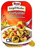 Buss Tortellini 'Milano' in Tomatensauce mit zarten Putenstreifen, 12er Pack (12 x 300 g)