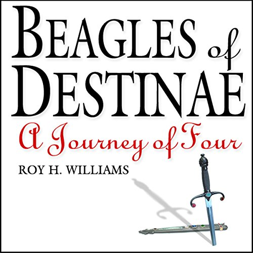 Beagles of Destinae cover art