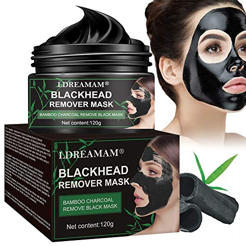 Blackhead Remover Mask,Pore Blackhead Mask,Purifying Face Deep Cleansing Facial Mask for Face &Nose Purifying Face