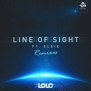 Line of Sight (feat. Elsie) [Remixes]