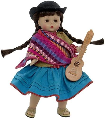tienda en linea Madame Madame Madame Alexander Fighting Cholita Bolivia Fashion Doll  gran descuento