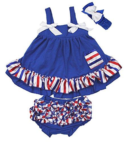 Petitebelle - Ensemble - Bébé (fille) 0 à 24 mois Bleu Bleu marine